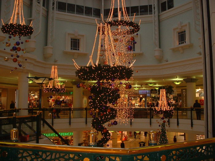 Bromley - Christmas 2004